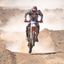 Gobi Desert Enduro