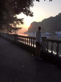 Early morning 20 Miles