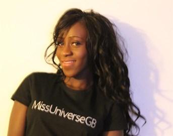 Miss UniverseGB Finalist