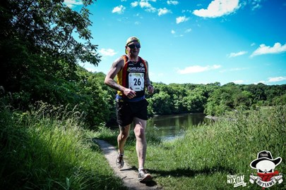 "I took part in the ""pieces of 8"" trail half marathon on Sunday. A blisteringly hot 29 degrees but fabulous scenery and a great event."
