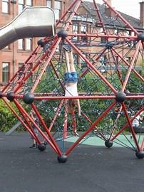 Day 2 spider web handstand