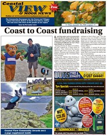 Front page of Coastal View !