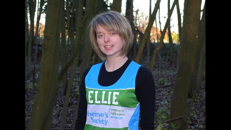 Eleanor Ashton Is Fundraising For Alzheimer S Society