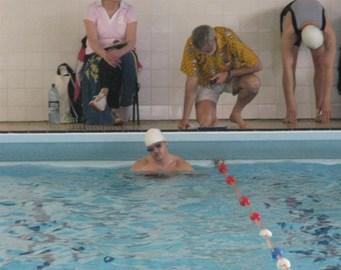 Darlington Triathlon: Swim