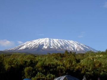 Mt Kilimanjaro - My challenge for 2011