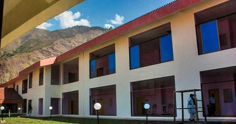 Muzzaffarabad - Modern Facilities