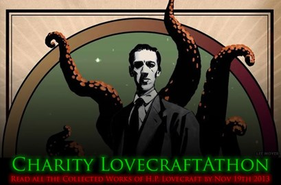 Charity LovecraftAthon