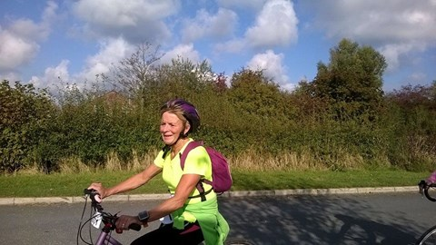Breeze 36 mile bike ride
