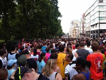 40,000 People took part