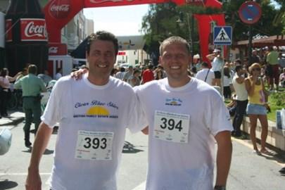 Paul & Colin 2008