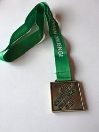 Last year's medal
