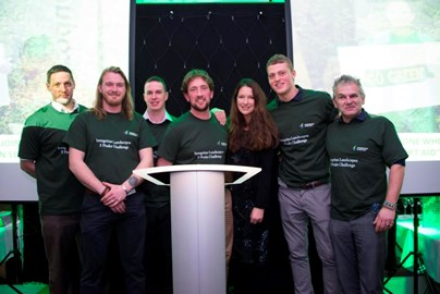 Thanks to those who attended the launch of the event at the 176th Part for Perennial. Special thanks to Rachel De Thame of Gardeners world who wished the guys the best of luck!