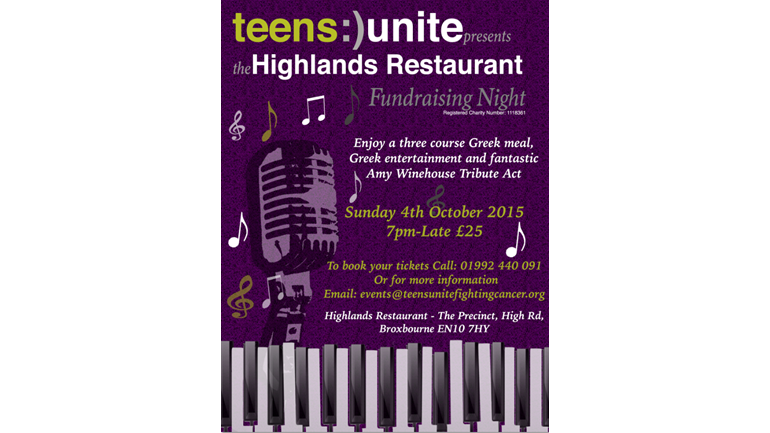 Support For Teens Unite 22