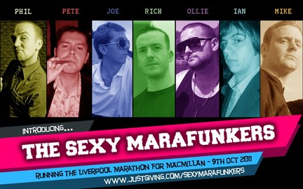 The Sexy Marafunkers