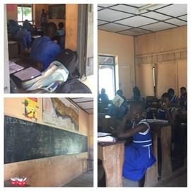 Community Schools in Ghana