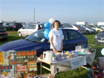 My first car boot sale!