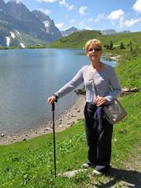 Mum in Switzerland