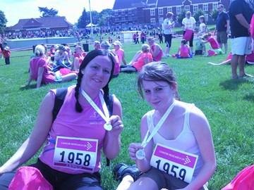 Team Hollingsworth Charity Run 2010