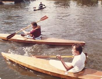 David & John First time round 1981