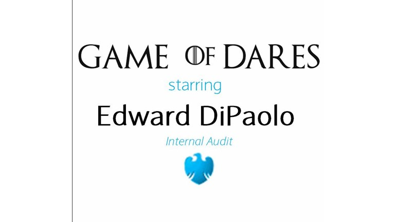 Micro-Tyco Barclays - Game of Dares is fundraising for