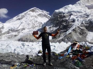 Everest Base Camp!