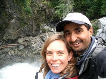 Nairn Falls, BC, Canada