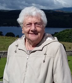 mum in the lake district
