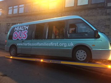 The HealthBus and its damage