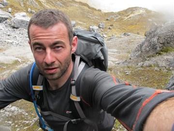 Ascending Puncak Trikora, 2010