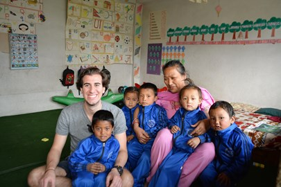 Our time in Nepal was amazing and truly inspirational :)