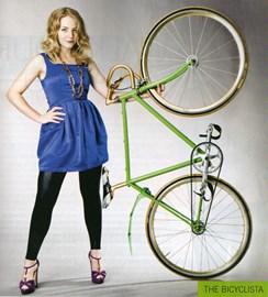 Amy featured in Zest Magazine