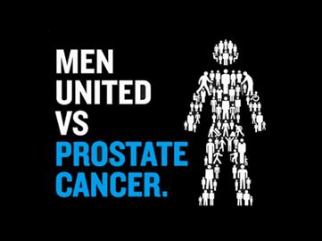 Men United vs Prostate Cancer