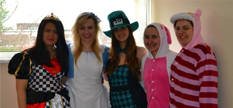 The Mad Hatter's Event team