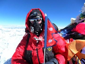 Summit of Everest 16/05/2011