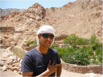 Mohamed Khedr - Coordinator
