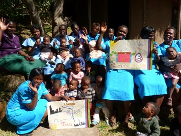Thank you from malawi!
