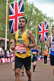 London Marathon, 22nd April 2018