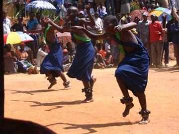 Leaping into Rwanda!