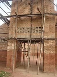Progress at Munazi