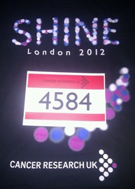 Nearly ready - have tshirt, have number!