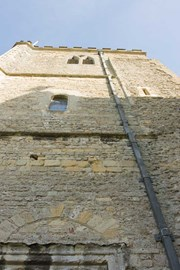 Dorchester Abbey Tower (all 100 ft of it)