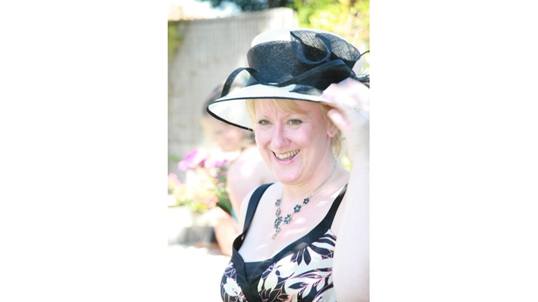 Lady mcadden breast screening