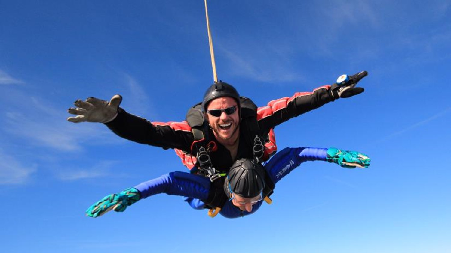 Skydive - The Big Welsh Jump - JustGiving