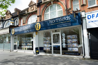 Our Heads Office in Northfields Avenue