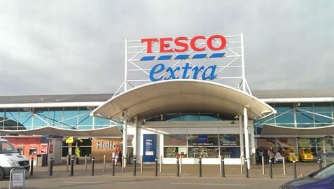 Tesco Leicester