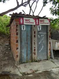 Local conveniences - utter luxury!
