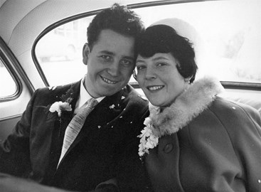 Our happy day, 14th December 1963