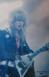 Steve Harris SHY - Guitarist / Songwriter