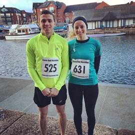 Exeter Half Marathon