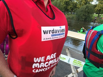 W R Davies' sponsorship 2017